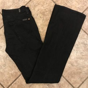 Seven for All Mankind high rise bootcut